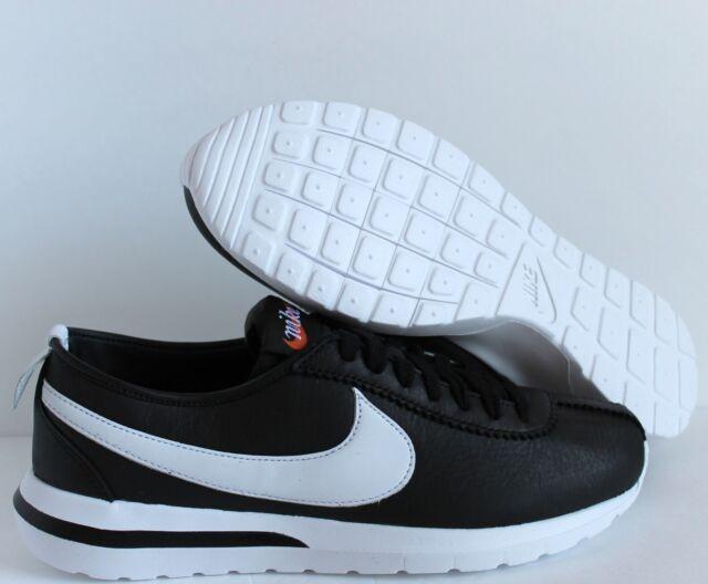0ab4e221c34 Nike Roshe Cortez NM SP Sz 11 Black White 806952 010