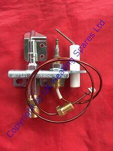 Focal-Point-Fireglo-Multiflue-Oxypilot-Termopar-de-Electrodo-F730057-NG9090