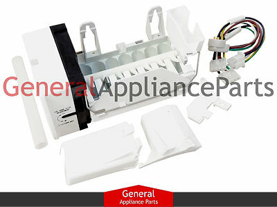 General Electric Hotpoint Kenmore Refrigerator Replacement Icemaker on