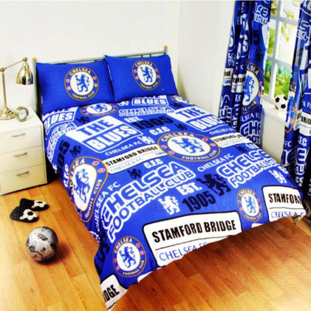Glasgow Rangers Fc Football Club Double Duvet Quilt Cover Reversible Bedding Set For Sale Ebay