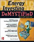 Energy Investing Demystified: A Self-Teaching Guide by Davis W. Edwards (Paperback, 2013)