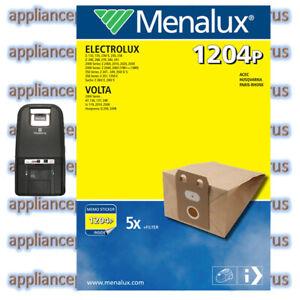 Menalux-1204P-T47B-Paper-Vacuum-Bags-Pk5-Volta-200-2000-Series-IN-STOCK