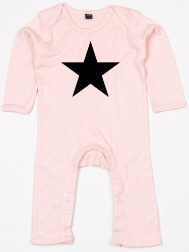 BLACK STAR Rompasuit rosa Strampler