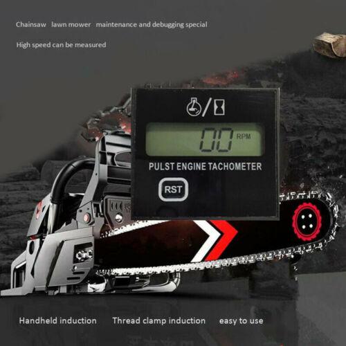 Digital Geschwindigkeitsmesser Drehzahlmesser Impuls Messgerät Brandneu