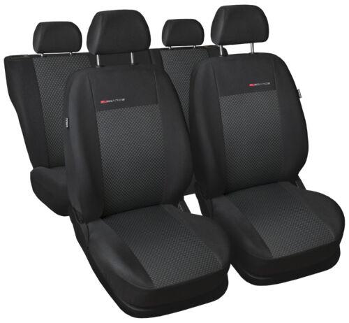 Totalmente adaptado cubiertas de asiento de Coche Para Kia Picanto II 5 puertas 2011-2017 Juego Completo