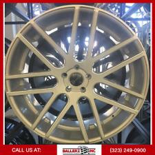 24 Gianelle Yerevan With Tires Silver Rims Wheels 5x120 Bmw Range Rover Camaro 26