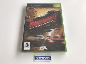 Burnout-Revenge-Microsoft-Xbox-FR-Neuf-Sous-Blister
