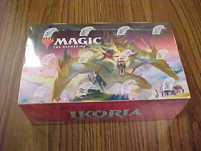 * Magic mtg-ikoria CIair of behemoths 10x Booster-English//embalaje original//Sealed