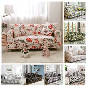 Sofa Cover Stretch for Living Room Elastic Sofa Protector Covers 1/2/3/4 Seater