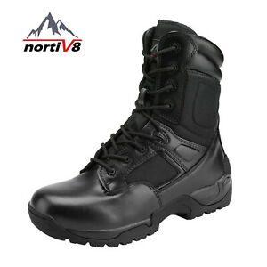 NORTIV-8-Mens-Desert-Military-Combat-Tactical-Work-Boots-Hiking-Motorcycle-Boots