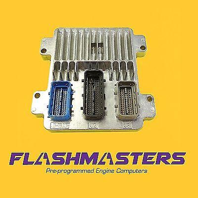 Compatible with GMC Envoy XL 4.2L 2005 Engine Computer PCM ECM ECU Programmed