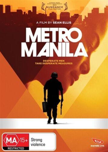 1 of 1 - Metro Manila (DVD, 2015) BRAND NEW SEALED Philippines