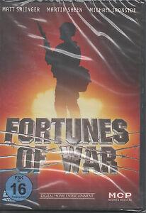 Fortunes-Of-War-DVD-NEU-Matt-Salinger-Martin-Sheen-Michael-Ironside