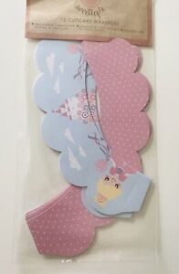 Pack-Of-12-Princess-Theme-Party-Cupcake-Wrappers-Reversible