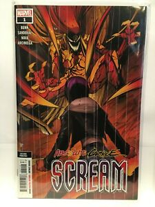 Absolute-Carnage-Scream-1-NM-2nd-Print-Marvel-Comics