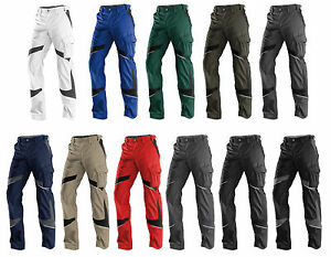 Kuebler-ACTIVIQ-Hose-Arbeitshose-Herren-BerufshoseWorkwear-Bundhose