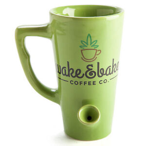 Unique Gifts Smoking Water Pipe Liquid Tea Wake And Bake
