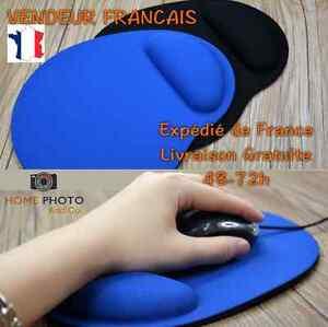 tapis-de-souris-ergonomique-confort-repose-poignet-noir