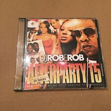 Old School Dancehall Reggae Rob E DJ (mix Cd) Rap Hip Hop