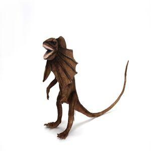 Frilled Lizard 15 11/16in Stuffed Animal Toy Hansa Toy 6023