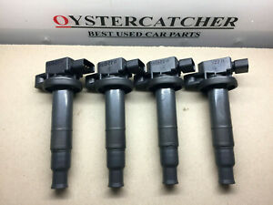 TOYOTA YARIS 1999-2005 IGNITION COIL PENCIL 90080-19021Genuine Denso Toyota