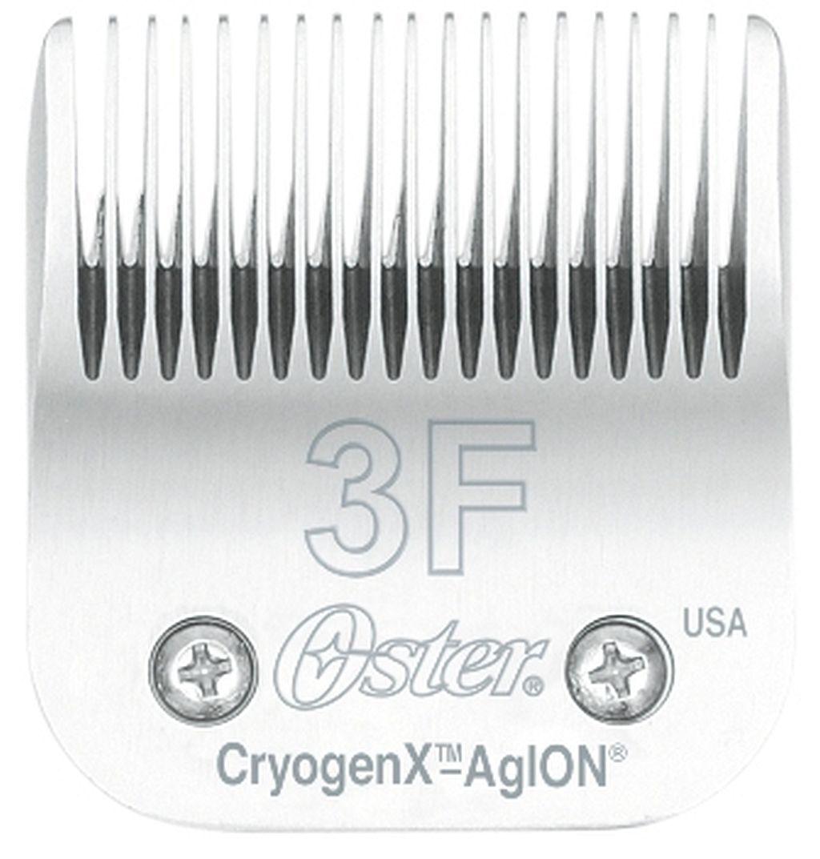 OsterMoserSceltaANDIS  AesculapHeiniger 13 mm CRYOGENX Scher testa