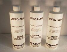 Midmark Speed Clean Speed Clean Autoclave Sterilizer Cleaner 16 Oz Bottle Ritter