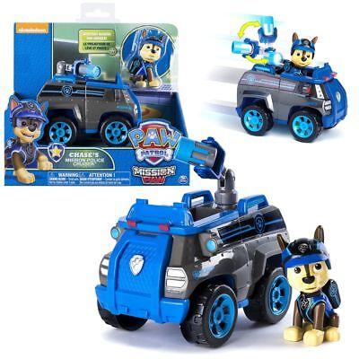 Mission Paw   Auswahl Fahrzeuge mit Spiel-Figur   Paw Patrol