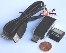 1M USB CABLE DE EXTENSIÓN IMPRESORA + ADEMÁS LECTOR DE CHIP