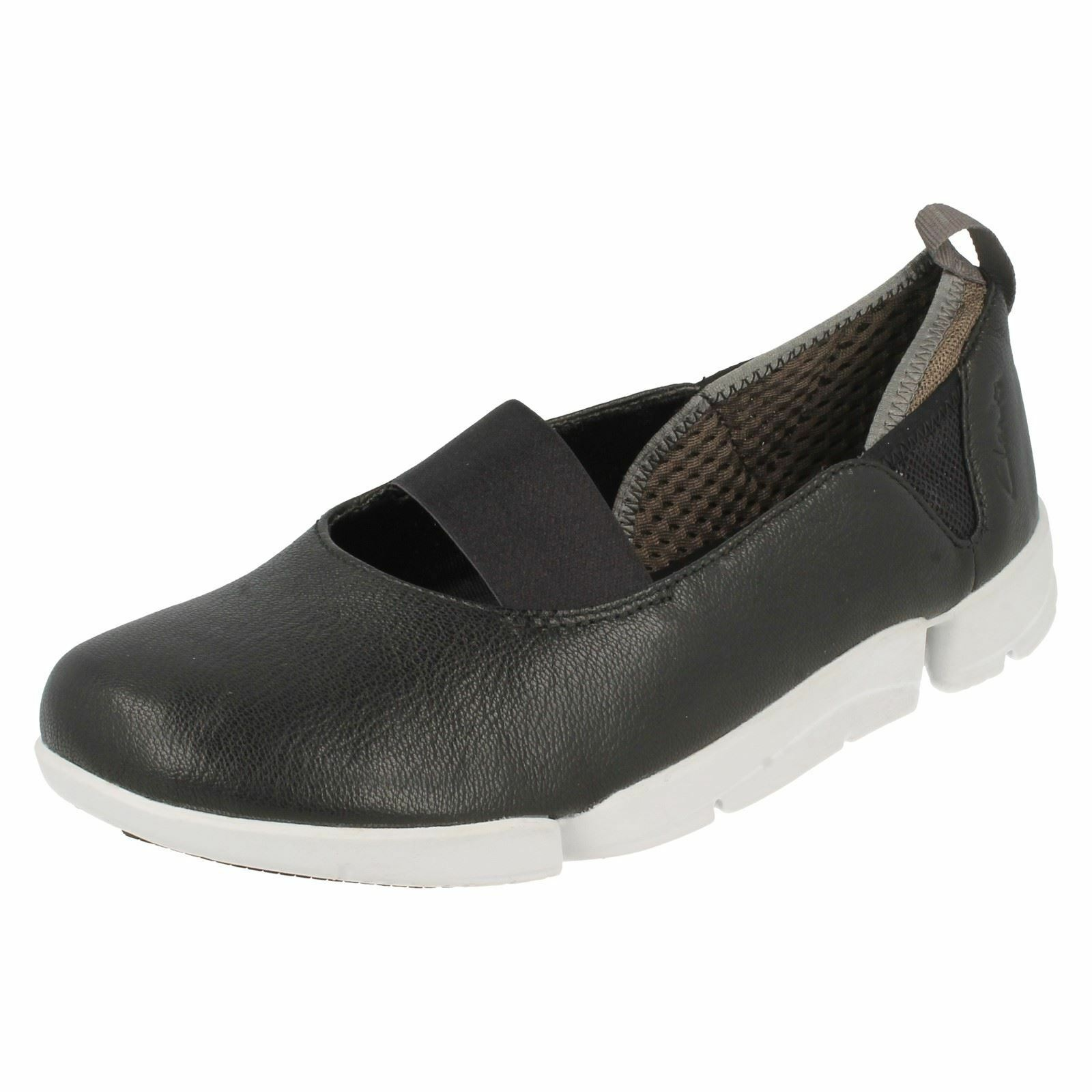 Damas Clarks Zapatos Informales Informales Informales Tri paso  tiendas minoristas