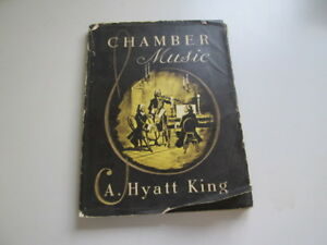 Good-CHAMBER-MUSIC-King-A-Hyatt-1948-01-01-Foxing-tanning-to-edges-and-o