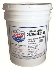 Lucas Oil H/D Oil Stabilizer/1x1/5 Gallon Pail