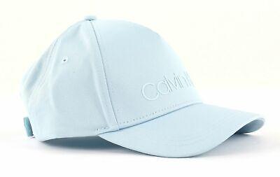 Bello Calvin Klein Cap Pale Blue Alleviare Il Calore E La Sete.