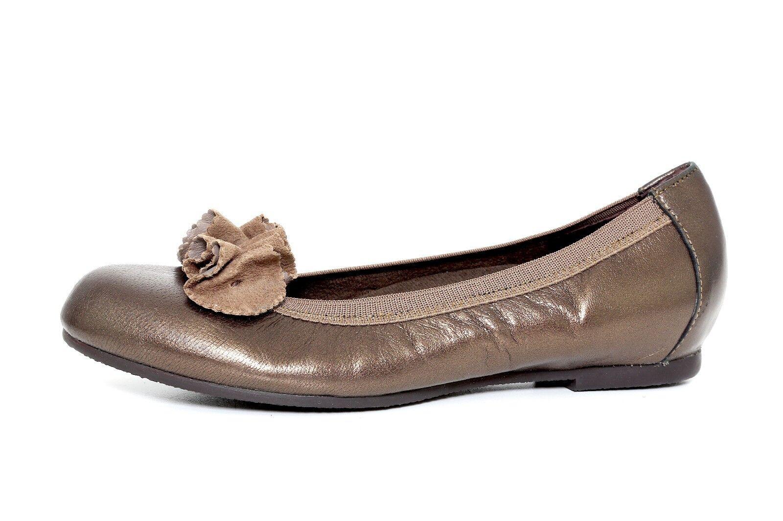 nuovo stile Munro Donna  Bronze Ruffled Ballet Flats 1073 1073 1073 Dimensione 6.5M  la vostra soddisfazione è il nostro obiettivo