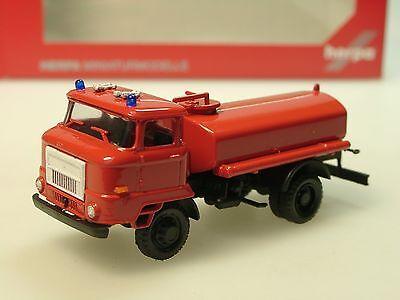 Herpa LKW L60 Tank-LKW Feuerwehr