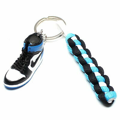 MINI 3D SNEAKER KEYCHAIN NIKE AIR JORDAN FOR THE LOVE OF GAME  VII AS COLLECTION
