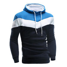 Men's Winter Hoodie Sweatshirt Coat Jacket Hooded Outwear Sweater Pullover P1