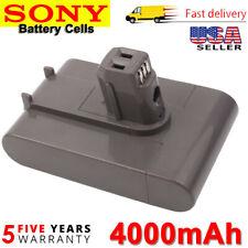 22.2V 3000mAh Li-ion Vacuum Battery For Dyson DC44 Type A Animal DC31 DC34 DC35