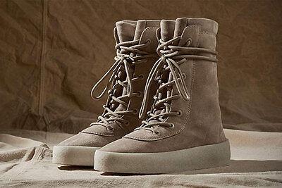 Homme YEEZY Boost Season 2 crêpe Boot Kanye West Instock 350 950 750 | eBay