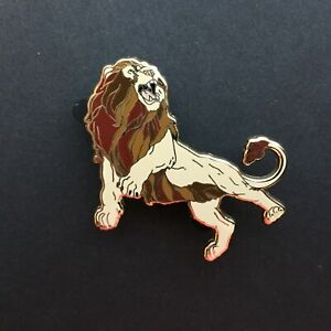 DisneyShopping-com-The-Chronicles-of-Narnia-Aslan-Only-LE-Disney-Pin-61667