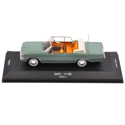 Presidential Cars VVM072 3N-117B 1974 racing  car Model Toy 1/43 Norev