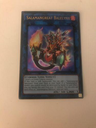 YuGiOh Salamangreat Balelynx