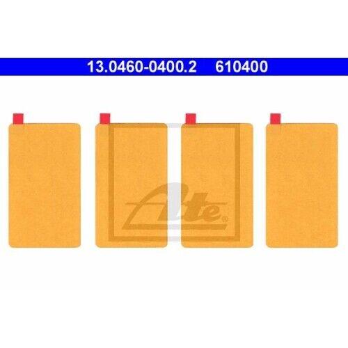 1 Zubehörsatz Scheibenbremsbelag ATE 13.0460-0400.2 passend für