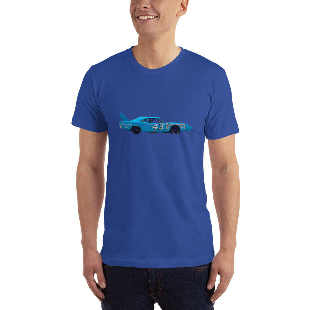 PLYMOUTH ROAD RUNNER Logo Super Bird Classic Men/'s Black T-Shirt S M L XL 2XL