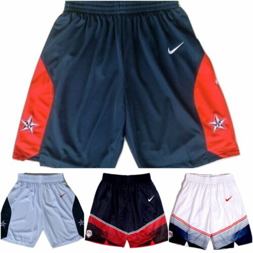 Basketball Short Pants All Years Designs S-XXL USA Dream Team Olympic Shorts