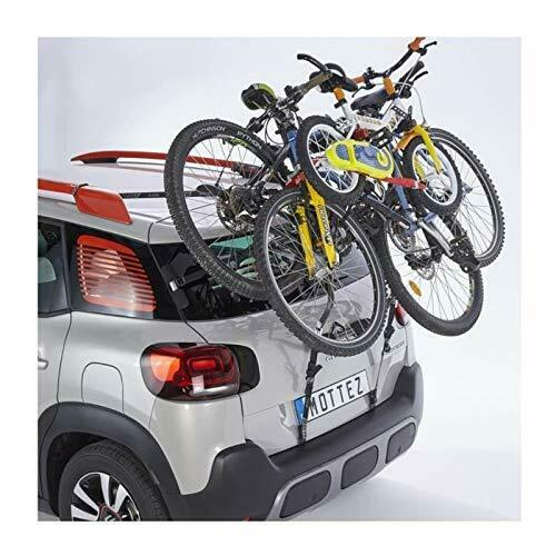 UKB4C Car Towbar Towball Bike Carrier Cycle Rack fits Duster 2010-2017