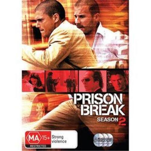 1 of 1 - PRISON BREAK SEASON 2 : NEW DVD
