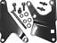 Mopar-Big-Block-383-400-440-Saginaw-Power-Steering-Pump-Bracket-Kit-USA-Dodge thumbnail 1