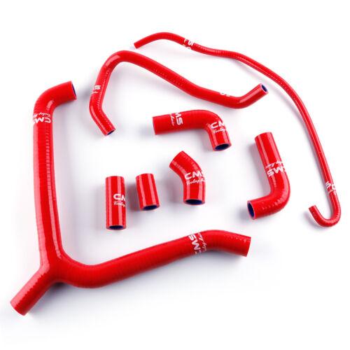 Fit 00-06 Honda RC51 RVT1000R VTR1000 SP1 SP2 Silicone Radiator Hose Kit Blue