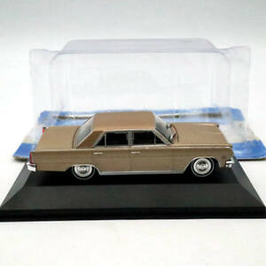 IXO-Altaya-IKA-Rambler-Ambassador-1965-1-43-Diecast-Models-Car-Toys